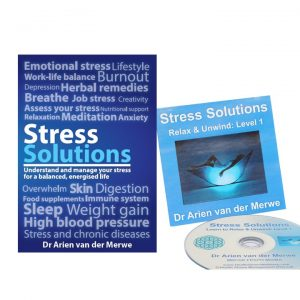 Stress solutions book & CD 2