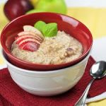 apple-and-egg-oatmeal